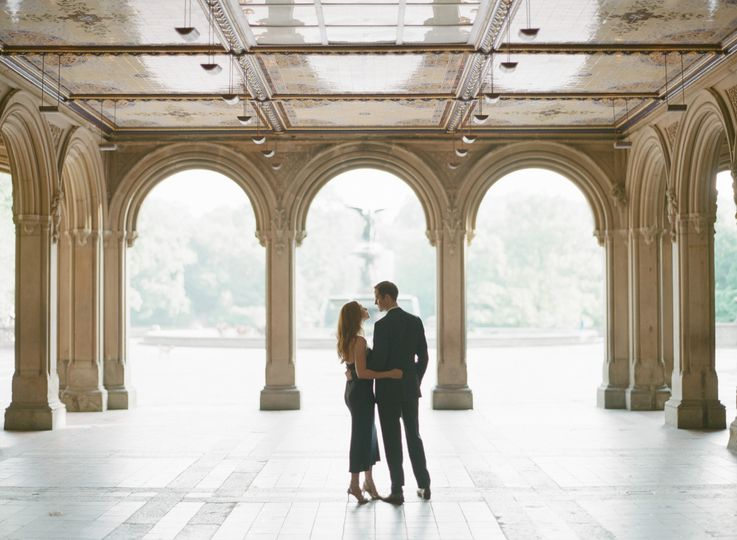 central park engagement shoot by matthew moore pho