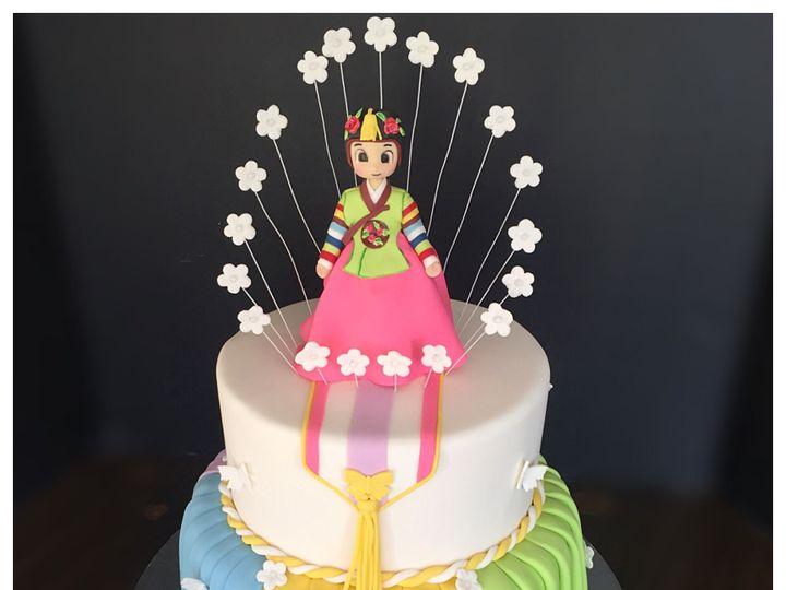 Tmx 1481057221 5b0b816e196710f1 IMG 4191 North Bergen, NJ wedding cake