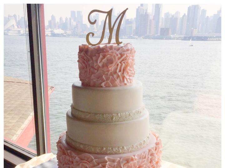 Tmx 1481058953802 Img0921 North Bergen, NJ wedding cake