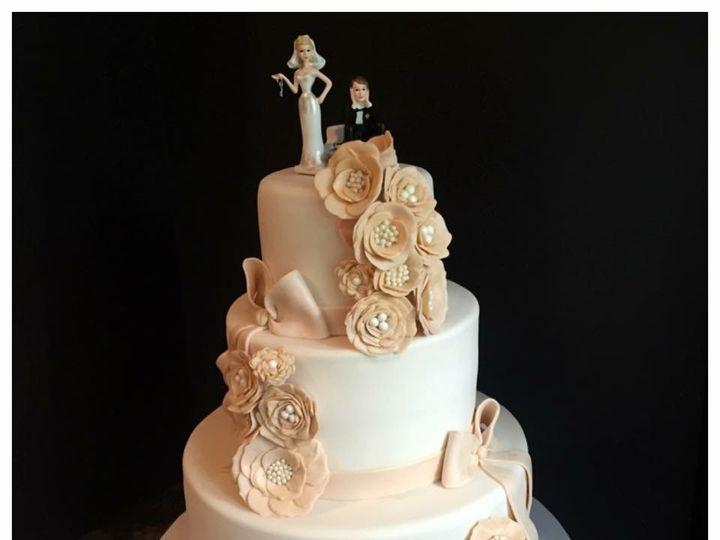 Tmx 1481059368539 Img4214 North Bergen, NJ wedding cake