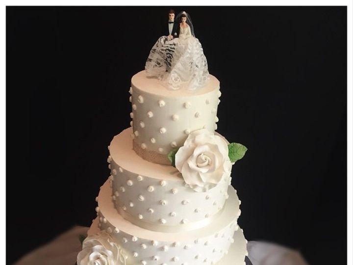 Tmx 1481059414403 Img4220 North Bergen, NJ wedding cake