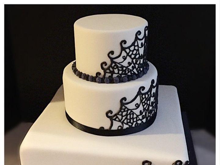 Tmx 1481059427735 Img4222 North Bergen, NJ wedding cake