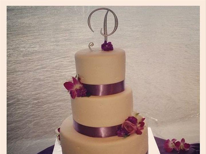 Tmx 1481060116900 Img4243 North Bergen, NJ wedding cake