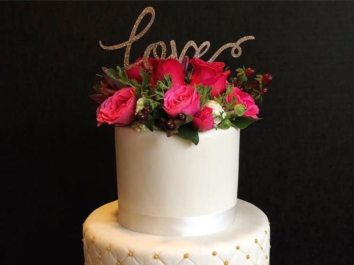 Tmx 2 Tier Cream Cake With Love Topper 51 165384 1567440993 North Bergen, NJ wedding cake