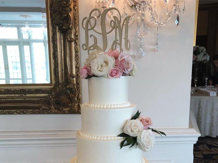Tmx 4 Tiered Buttercream Cake 51 165384 1567440993 North Bergen, NJ wedding cake