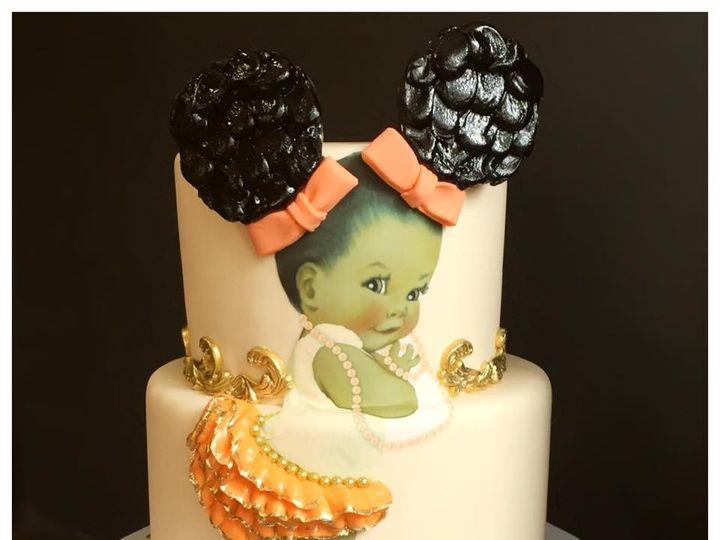 Tmx Baby Girls Baby Shower Cake 51 165384 1567440930 North Bergen, NJ wedding cake