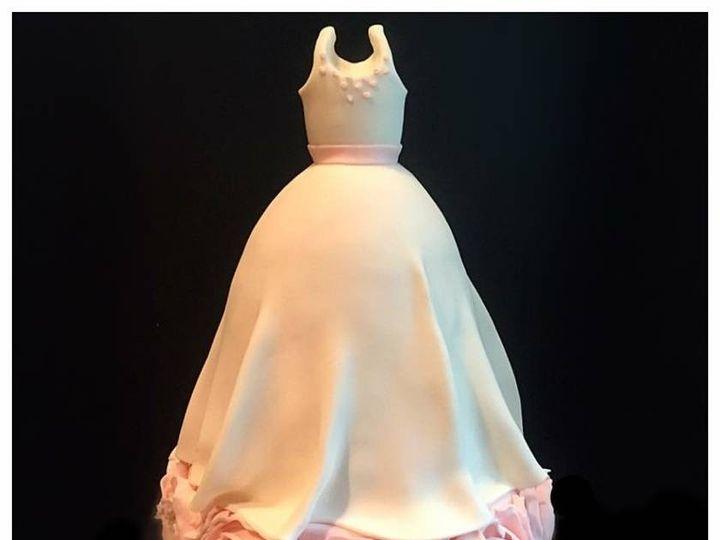 Tmx Baptism Dress Cake 51 165384 1567440993 North Bergen, NJ wedding cake
