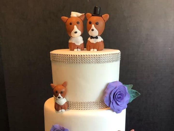 Tmx Corgi Cake 51 165384 1567440993 North Bergen, NJ wedding cake