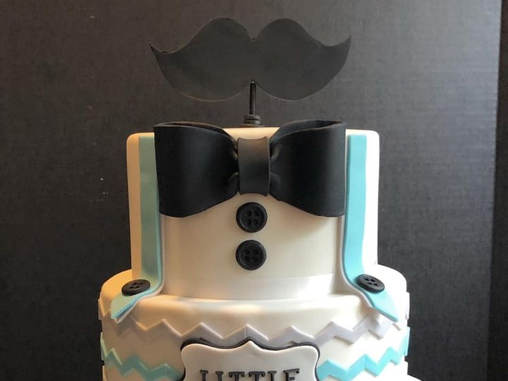 Tmx Little Man 51 165384 1567440930 North Bergen, NJ wedding cake