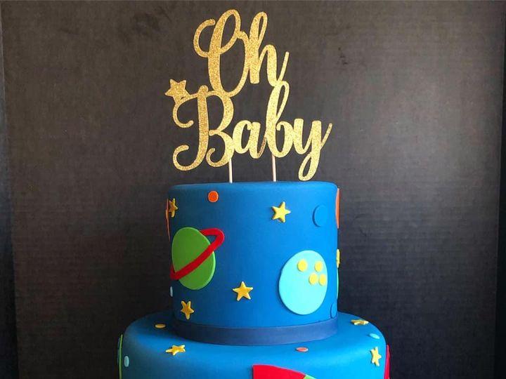 Tmx Space Baby Shower Cake 51 165384 1567440931 North Bergen, NJ wedding cake