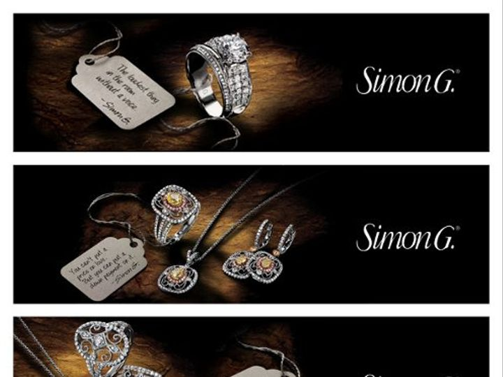 Tmx 1327716292754 Billboardsbottom412 Hanover wedding jewelry