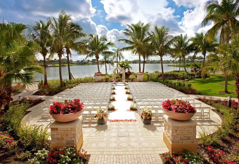 Pga National Resort Spa Venue Palm Beach Gardens Fl Weddingwire