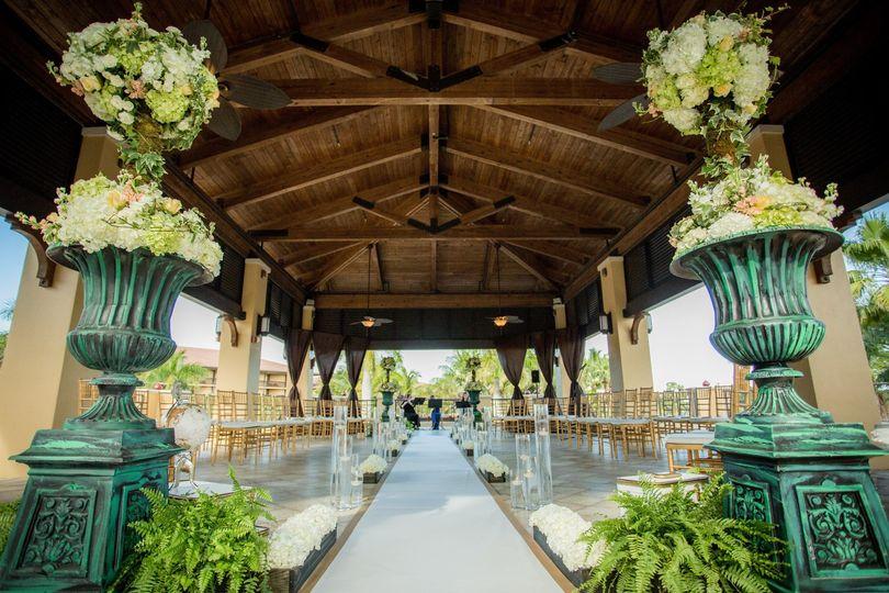 Honda Pavilion Ceremony