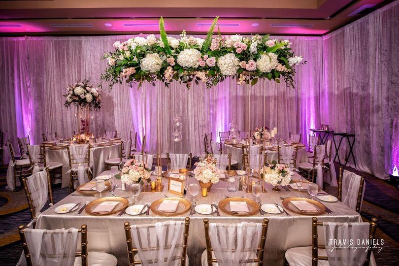 British Ballroom Wedding