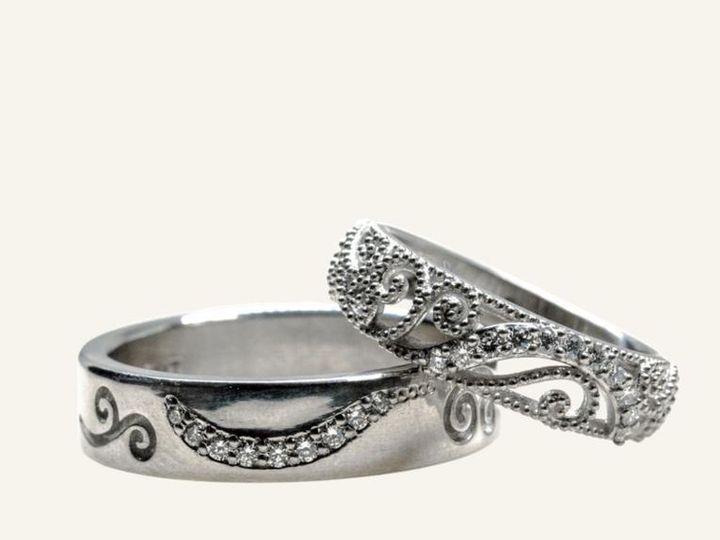 Tmx Filigree Inspired Wedding Band Set 765x Progressive Png 51 766384 Saint Petersburg, FL wedding jewelry