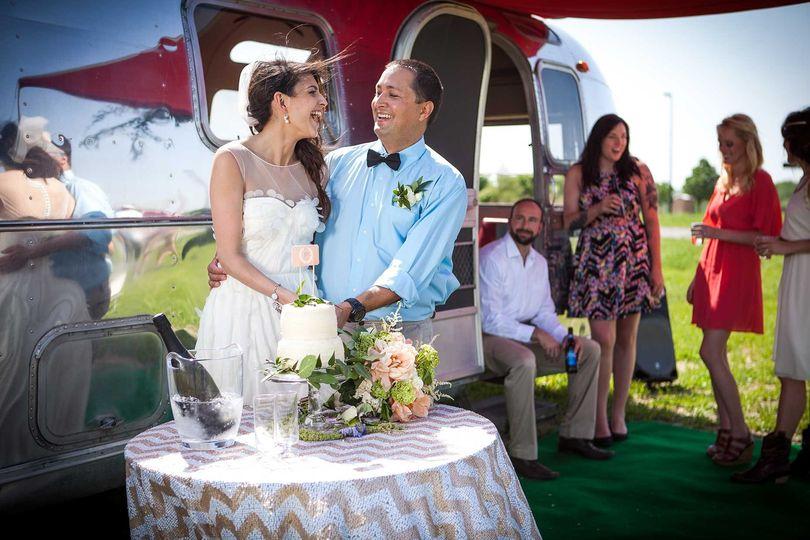 pop up wedding kc officiant kansas city mo weddingwire