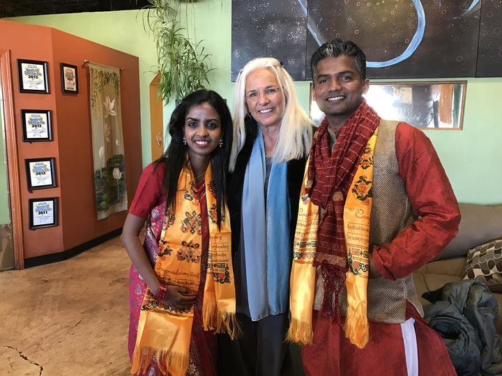 Tibetan honoring wedding