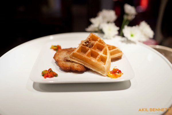 Chicken and Waffels