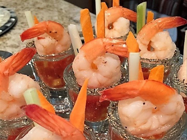 Tmx 1500563504333 Bloody Mary Shrimp Houston, TX wedding catering