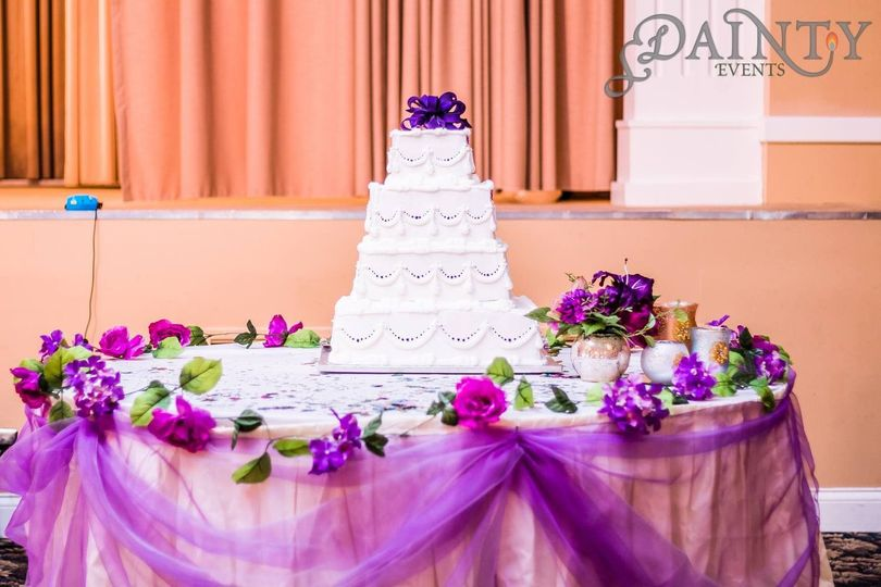 DAINTY EVENTS