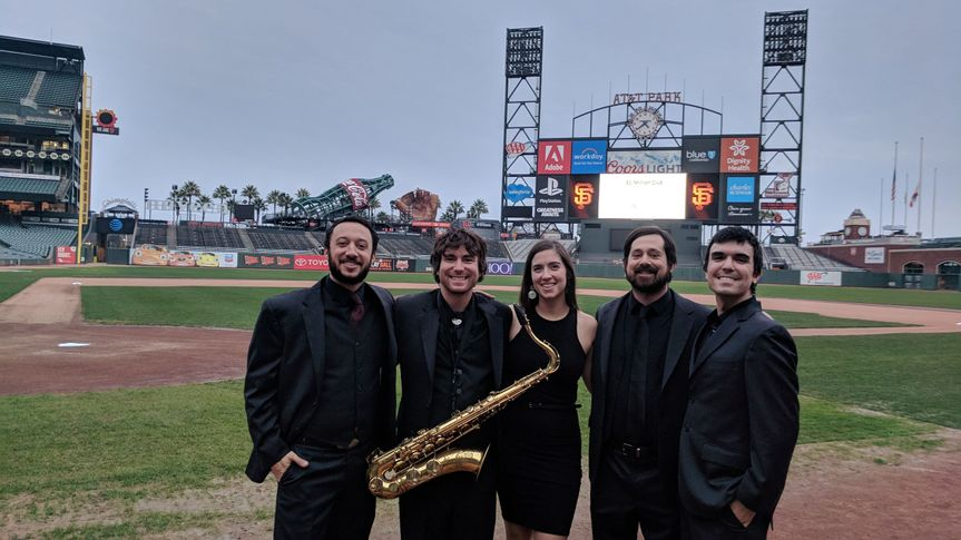 Private event at AT&T Park