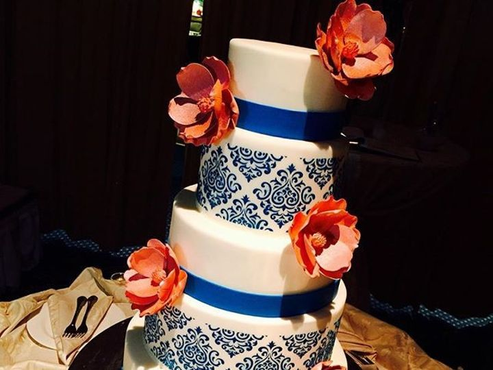 Tmx 1445379729714 119348161483765595258310504952101n Atlantic Highlands wedding cake