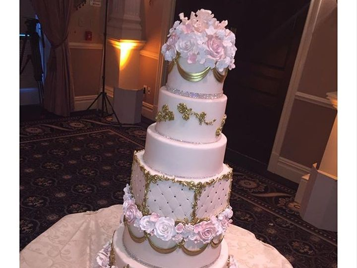 Tmx 1445379801873 121451984394913595881921302246582n Atlantic Highlands wedding cake