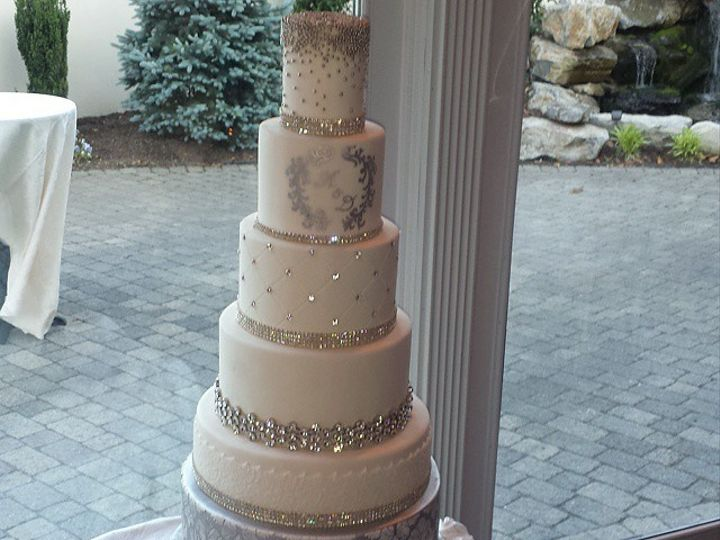 Tmx 1445380256641 113767138568136477005271867929497n Atlantic Highlands wedding cake