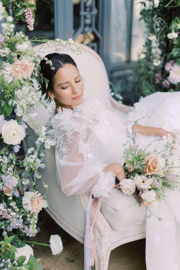 Kristina's Bridal Session