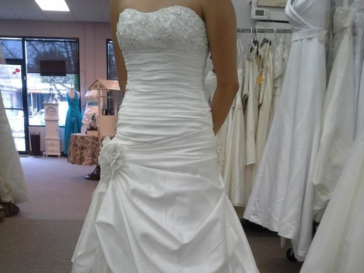 Tmx 1419447485146 Maggie Sottero Ambrosis Size 4 900 Salem, OR wedding dress