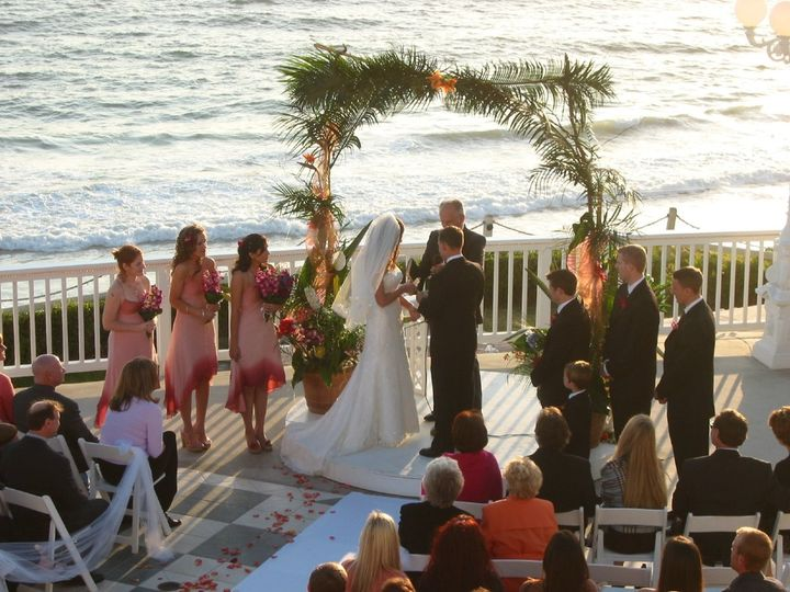 Tmx 1361316707409 PICCeremonyNewArchA Laguna Beach, CA wedding venue
