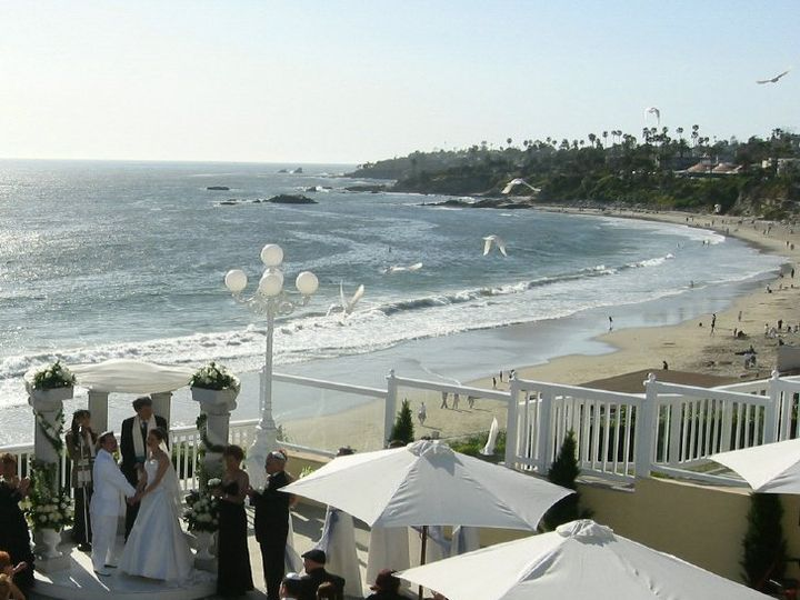 Tmx 1361316961350 PicHuppaDoves Laguna Beach, CA wedding venue