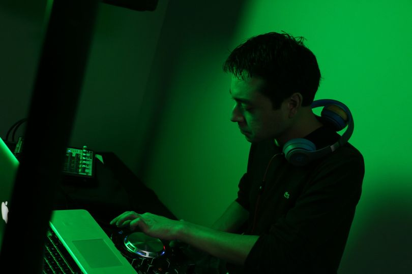 The dj of the night