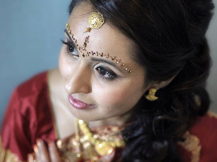 Tmx 1399042641819 Beautiful Indian Brid Cherry Hill wedding beauty