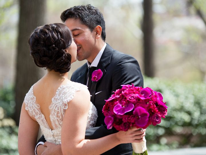 Tmx 1421334584239 Philadelphiahairmakeupartistphilly1makeupairbrusho Cherry Hill wedding beauty