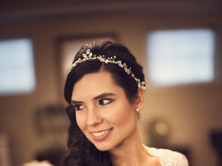 Tmx 1431019888429 Philadelphiaweddinghairsideponycurlyhairstyleshalf Cherry Hill wedding beauty