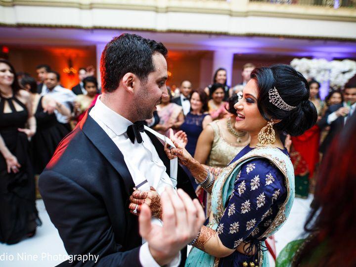 Tmx Philadelphia Hindu Wedding Hair 51 13484 161055549220874 Cherry Hill wedding beauty