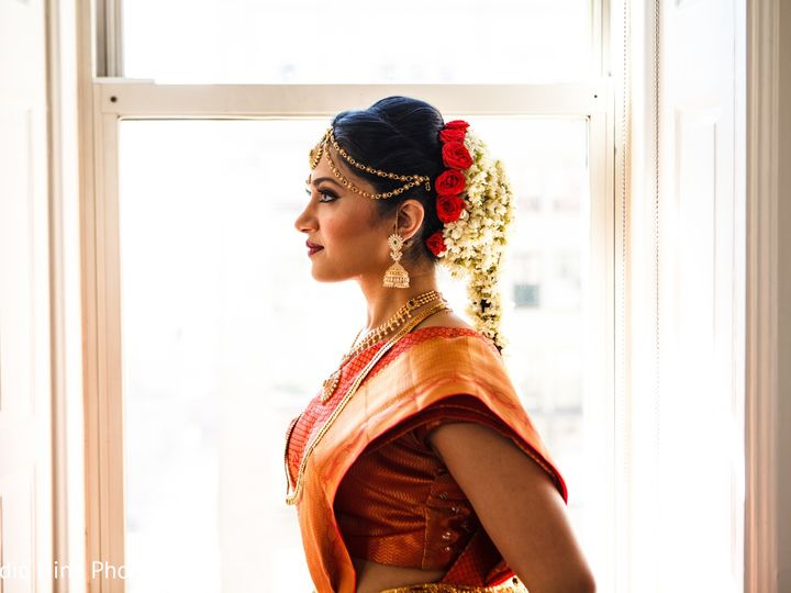 Tmx Philadelphia Hindu Wedding Makeup 51 13484 159330965931680 Cherry Hill wedding beauty