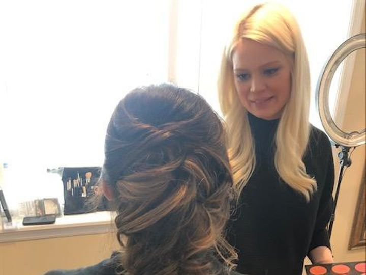 Tmx Philly Hair Makeup Bridal Hair 51 13484 161055543443030 Cherry Hill wedding beauty