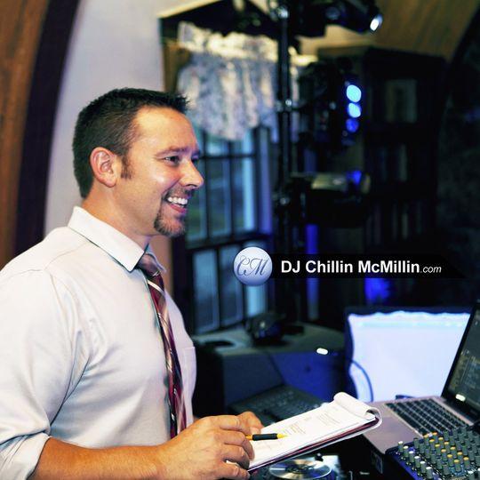 DJ Chillin McMillin.com