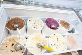 Scoop and Score Ice Cream and Coffee Dessert