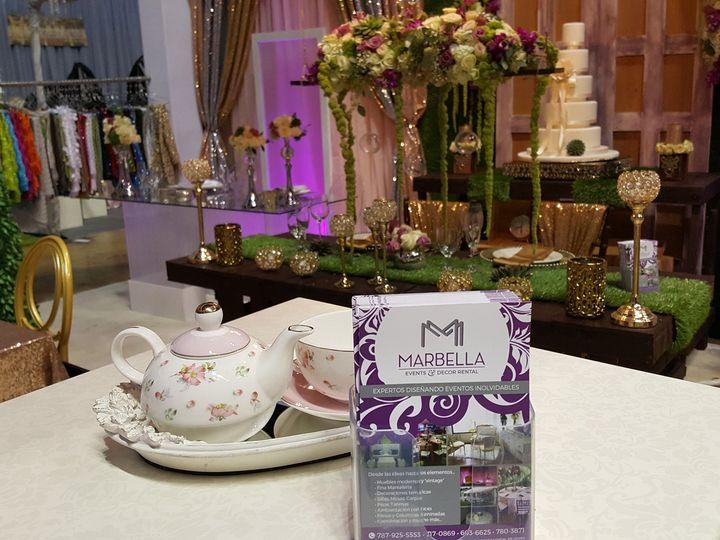 Tmx 1493740645620 Mesa Retro Blanca Bayamon, PR wedding rental