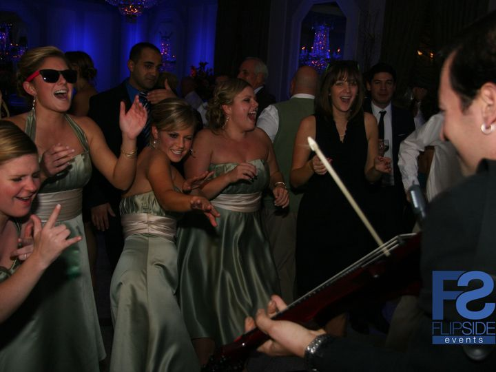 Tmx 1377983292283 Violin With Girls Congers, New York wedding dj