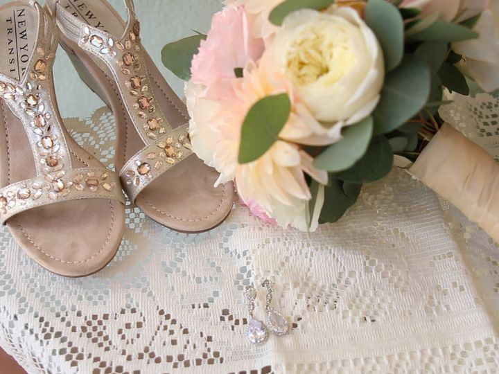 Tmx 1443065742757 Shoesbouquetearrings Palm Desert wedding videography