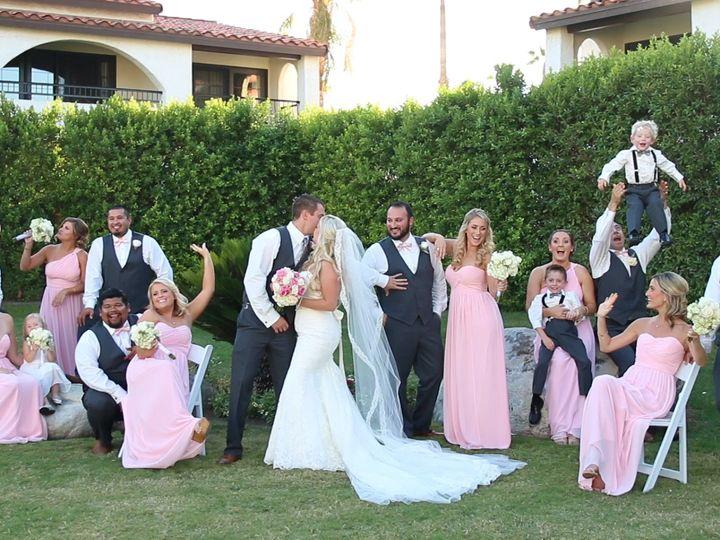 Tmx 1488522965829 Bridalpartyfunny Palm Desert wedding videography