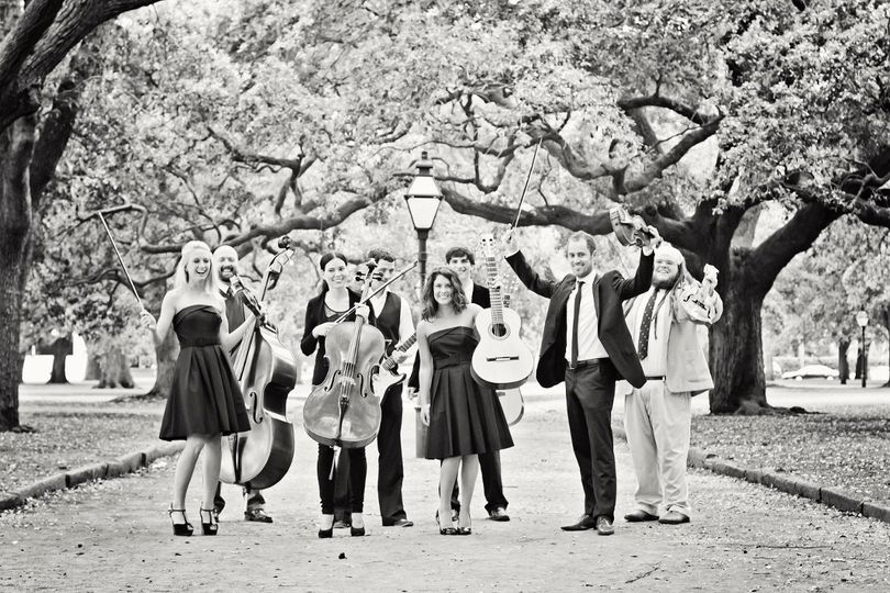 Charleston Virtuosi - Kiral Artists