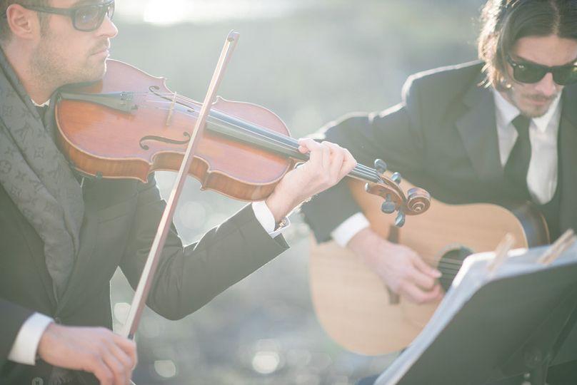 Violin - Guitar Duo