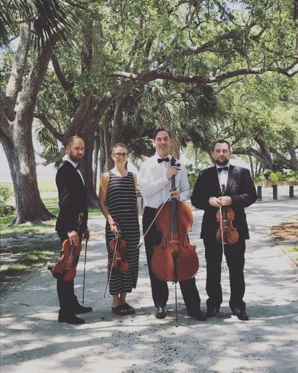 charleston virtuosi string quartet