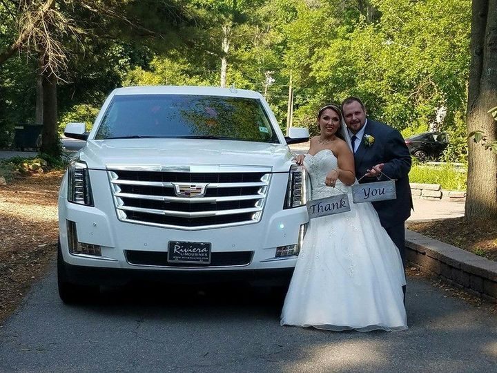 Tmx 1470611776314 Cadithanks Hackettstown, NJ wedding transportation