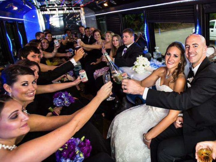Tmx 1521037986 2251f7889d819cbb 1521037985 B483eca68fdefae5 1521037981774 10 Party Bus Wedding Hackettstown, NJ wedding transportation